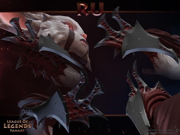 LMHT: Đợi mãi chẳng thấy Riot ra mắt tướng Darkin mới, fan tự tay thiết kế Ác quỷ Yordle siêu ngầu - Ảnh 6.
