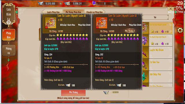 Thục Sơn Kỳ Hiệp Mobile: Big update Ám Kim Tranh Hùng chính thức ra mắt, tặng Giftcode Thời Trang cực đẹp - Ảnh 4.