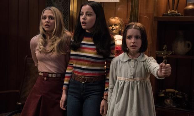 Review Annabelle Comes Home: Đừng đùa với An Béo, chơi dại sẽ có ngay gặp ma đấy - Ảnh 4.