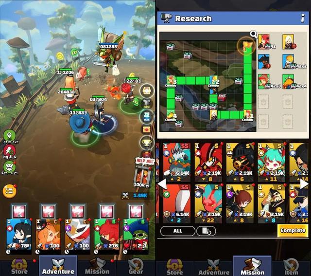 Tuyển tập những game mobile nhập vai tuyệt phẩm mới sẽ khiến bạn mê mệt - Ảnh 3.