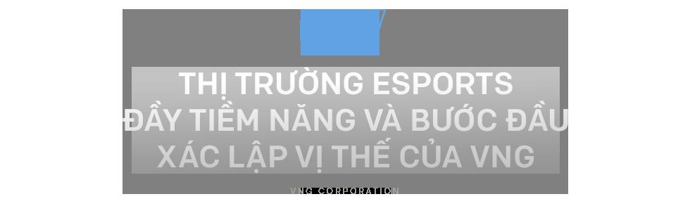 VNG và những bước đi khẳng định vị thế trong lĩnh vực thể thao điện tử - Ảnh 2.
