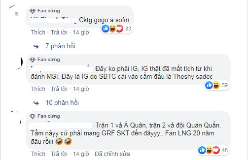 LMHT: Fan Việt vui sướng sau khi SofM đánh bại Invictus Gaming - Tầm này thì mang SKT đến đây - Ảnh 3.