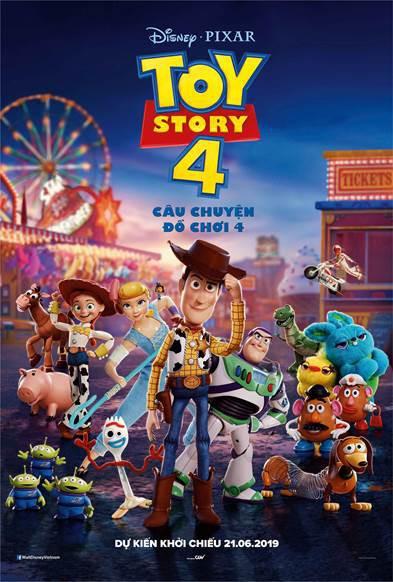 Điểm mặt chỉ tên dàn nhân vật mới cực ngộ nghĩnh sẽ gia nhập thế giới đồ chơi trong Toy Story phần 4 - Ảnh 1.