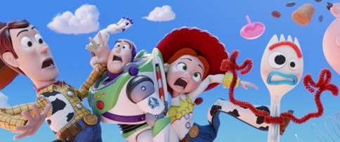 Điểm mặt chỉ tên dàn nhân vật mới cực ngộ nghĩnh sẽ gia nhập thế giới đồ chơi trong Toy Story phần 4 - Ảnh 7.
