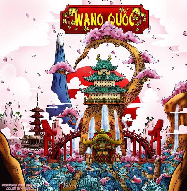 Anime One Piece sắp tiến vào arc Wano, hứa hẹn cảnh tượng Rồng Thần Kaido bay lượn trên trời xanh vô cùng mãn nhãn - Ảnh 2.