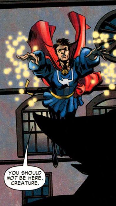 10 siêu anh hùng từng trở thành Phù Thủy Tối Thượng thay thế Doctor Strange: Có cả Loki và Iron Man - Ảnh 3.