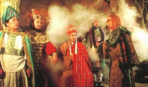 Có Cân Đẩu Vân, vì sao thầy trò Đường Tăng vẫn phải đi bộ 14 năm ròng? - Ảnh 1.