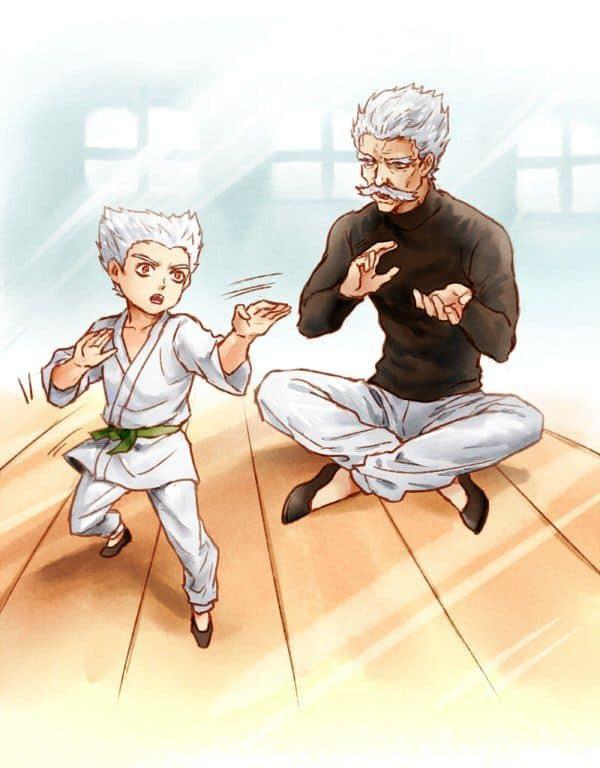 One Punch Man: Bang vs Garou - Cặp đôi thầy trò oan gia đứng 2 bờ chiến tuyến được nhiều người yêu thích - Ảnh 3.