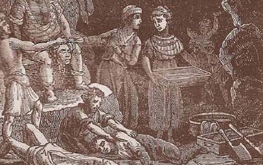 Kinh dị vụ gia tộc ăn thịt người đã giết hại hơn 1000 nạn nhân - cảm hứng cho phim Ngọn đồi có mắt - Ảnh 2.