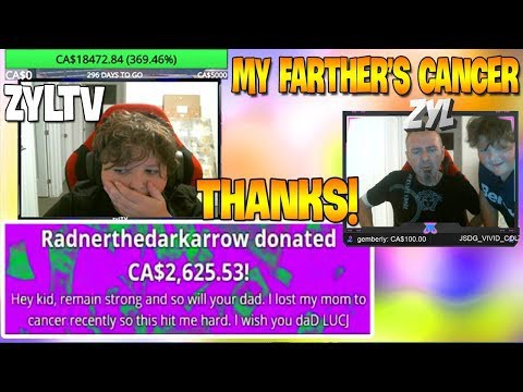 Cảm động cậu bé 13 tuổi stream 10 tiếng mỗi ngày để kiếm tiền chữa ung thư cho bố - Ảnh 3.