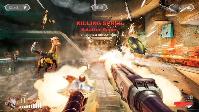 Hiện tại game thủ đã có thể biến dê để bắn nhau trong Goat of Duty mới mở thử nghiệm - Ảnh 1.