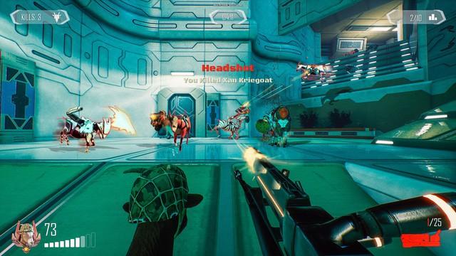Hiện tại game thủ đã có thể biến dê để bắn nhau trong Goat of Duty mới mở thử nghiệm - Ảnh 2.