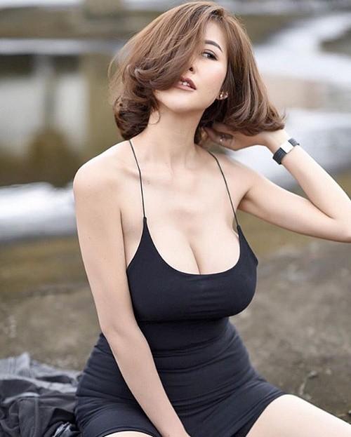 Cận cảnh gái xinh có khuôn ngực đẹp nhất nhì châu Á, nam hay nữ cũng đều mê mệt - Ảnh 9.