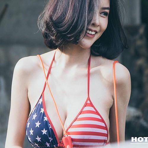 Cận cảnh gái xinh có khuôn ngực đẹp nhất nhì châu Á, nam hay nữ cũng đều mê mệt - Ảnh 12.