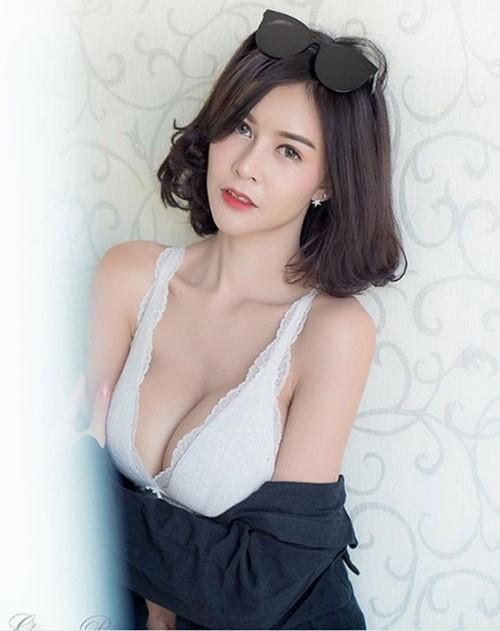 Cận cảnh gái xinh có khuôn ngực đẹp nhất nhì châu Á, nam hay nữ cũng đều mê mệt - Ảnh 2.