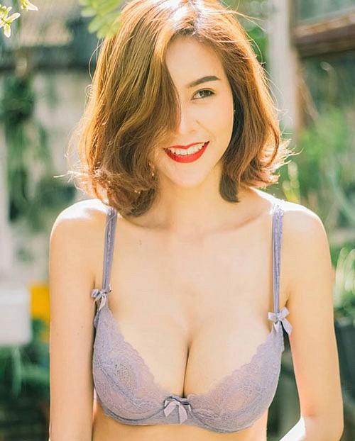 Cận cảnh gái xinh có khuôn ngực đẹp nhất nhì châu Á, nam hay nữ cũng đều mê mệt - Ảnh 3.