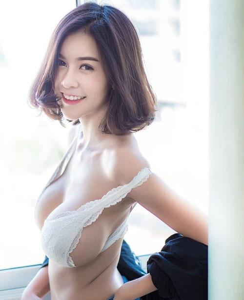 Cận cảnh gái xinh có khuôn ngực đẹp nhất nhì châu Á, nam hay nữ cũng đều mê mệt - Ảnh 15.