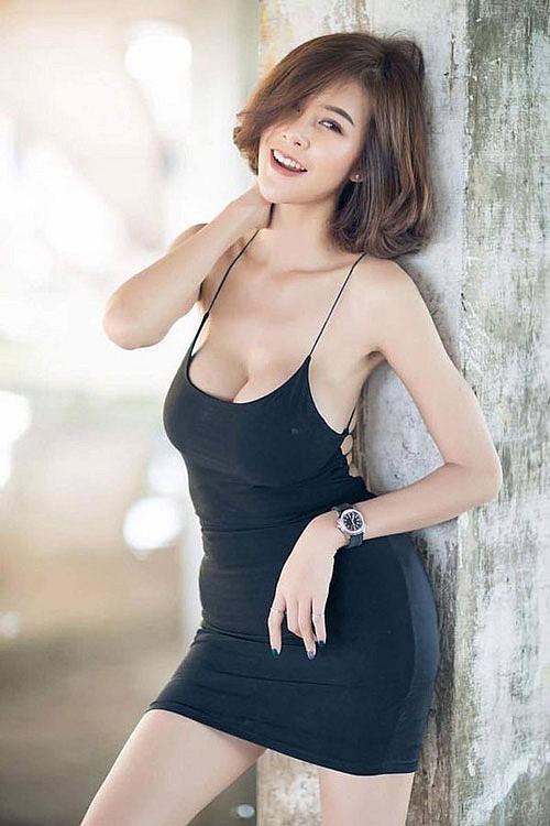 Cận cảnh gái xinh có khuôn ngực đẹp nhất nhì châu Á, nam hay nữ cũng đều mê mệt - Ảnh 16.