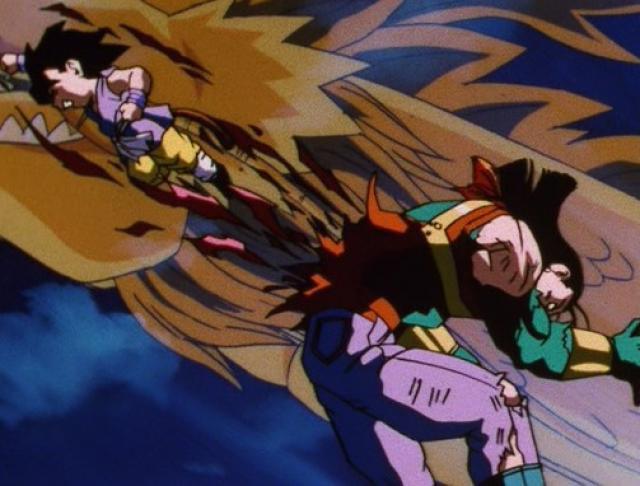 Dragon Ball: Hóa ra Goku cũng có thể sử dụng kỹ thuật đấm phát chết luôn giống Saitama trong One-Punch Man - Ảnh 2.