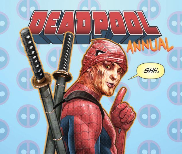 9 siêu anh hùng từng trở thành Người Nhện trong thế giới Marvel - Ảnh 1.