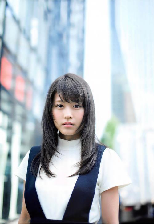 Nhan sắc trong trẻo của sao nữ ngôn tình Nhật Bản - Ảnh 12.