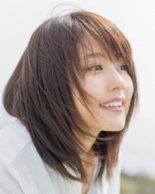 Nhan sắc trong trẻo của sao nữ ngôn tình Nhật Bản - Ảnh 9.