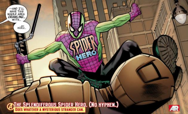 9 siêu anh hùng từng trở thành Người Nhện trong thế giới Marvel - Ảnh 10.