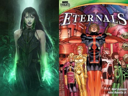 Vũ trụ Marvel sẽ xuất hiện viên đá vô cực thứ 7 thông qua The Eternals? - Ảnh 3.