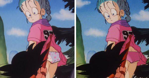 Dragon Ball: 10 phân cảnh nhạy cảm đã bị che hoặc loại bỏ khi được chuyển thể từ manga sang anime - Ảnh 8.