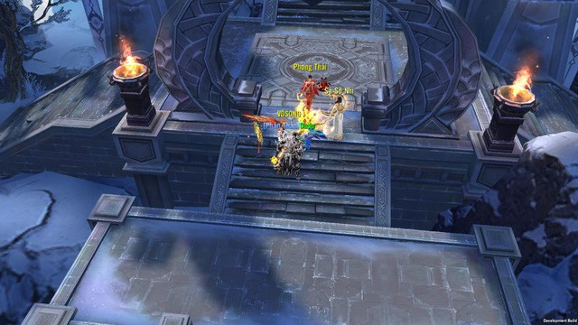 Trải nghiệm Kiếm Ma 3D - Siêu phẩm kiếm hiệp độc và lạ - Ảnh 1.