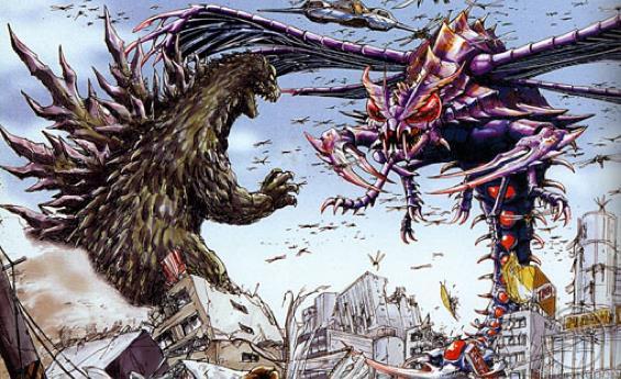 Meganulon: Con chuồn chuồn đẳng cấp của vũ trụ quái vật MonsterVerse - Ảnh 4.