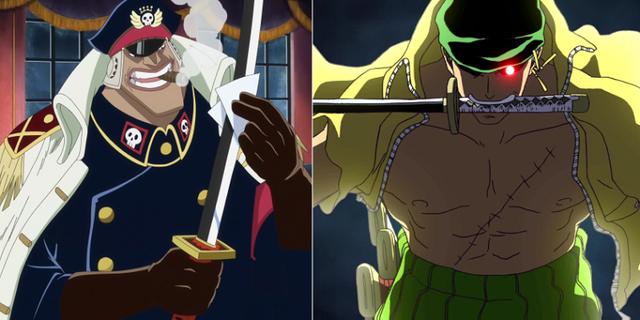 One Piece: Băng Mũ Rơm sở hữu 2 cái tên nào có thể khiến Shiryu Mưa phải kiêng nể? - Ảnh 3.