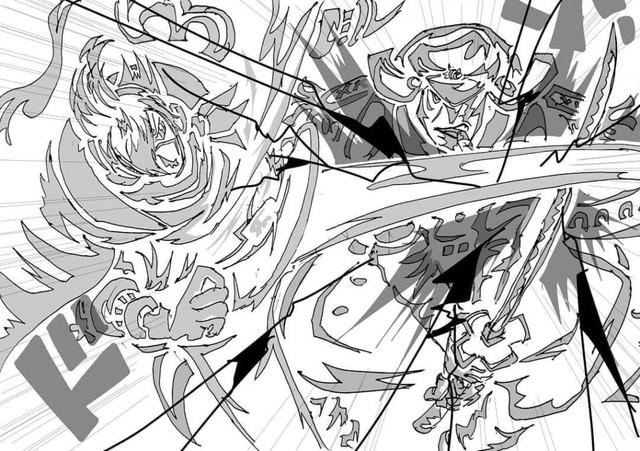 One Piece: Băng Mũ Rơm sở hữu 2 cái tên nào có thể khiến Shiryu Mưa phải kiêng nể? - Ảnh 4.