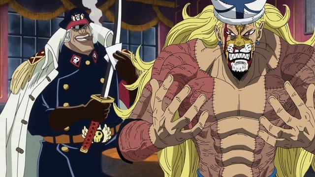 One Piece: Băng Mũ Rơm sở hữu 2 cái tên nào có thể khiến Shiryu Mưa phải kiêng nể? - Ảnh 1.