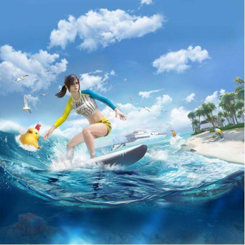 PUBG Mobile TQ cập nhật Summer Mode với Du thuyền, ván lướt sóng, hòm thính trên biển cực dị - Ảnh 5.