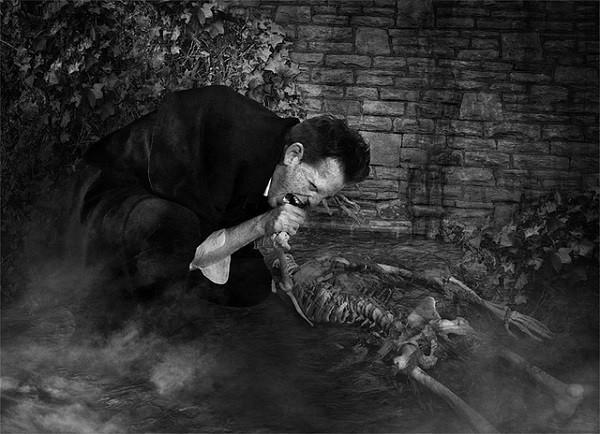 Những con quái vật chuyên ăn thịt thân xác và linh hồn con người - Ảnh 2.