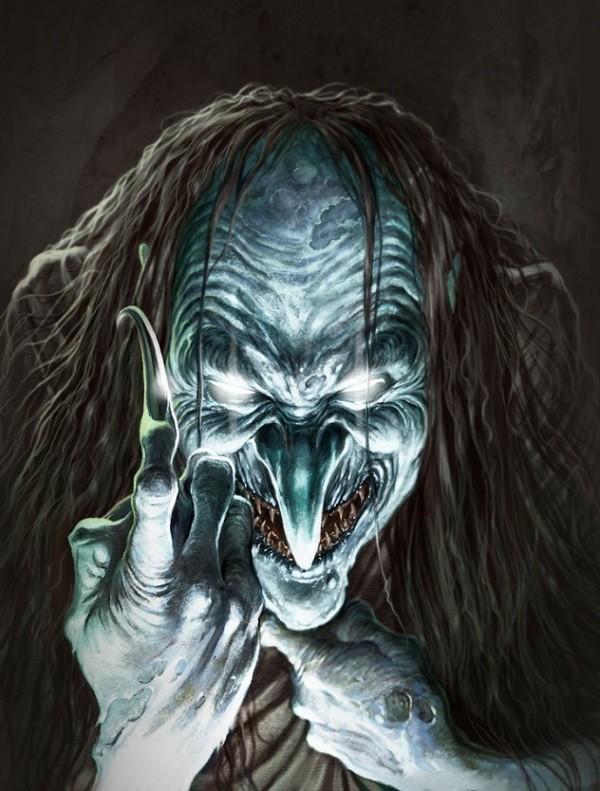 Những con quái vật chuyên ăn thịt thân xác và linh hồn con người - Ảnh 6.