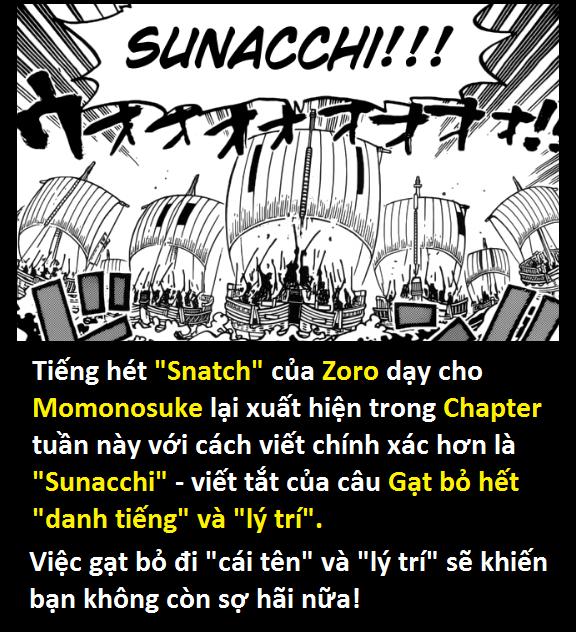 One Piece 950: Zoro sắp có được sức mạnh mới, Law mỉm cười đầy tự tin dù đã bị tống giam vào tù - Ảnh 9.