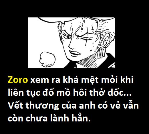 One Piece 950: Zoro sắp có được sức mạnh mới, Law mỉm cười đầy tự tin dù đã bị tống giam vào tù - Ảnh 14.