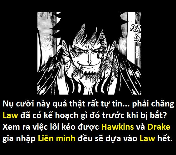 One Piece 950: Zoro sắp có được sức mạnh mới, Law mỉm cười đầy tự tin dù đã bị tống giam vào tù - Ảnh 17.