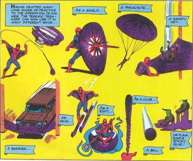 Cùng tìm hiểu về cơ chế Web-Shooters: Máy bắn tơ độc nhất vô nhị của Spider-Man - Ảnh 8.