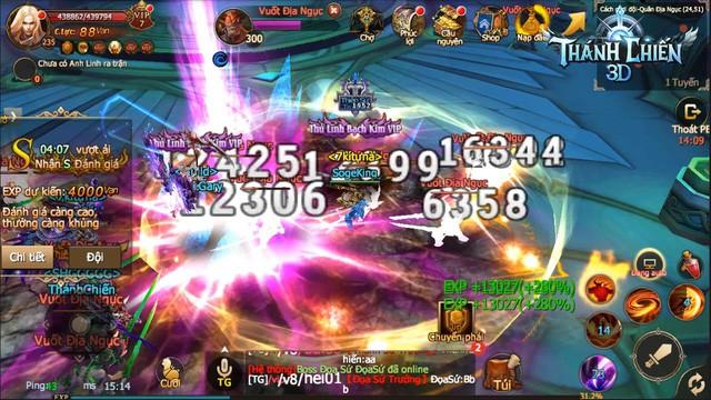 Trải nghiệm Thánh Chiến 3D - Thế giới thần thoại phương Tây đầy màu sắc - Ảnh 5.