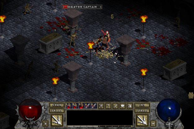 Game huyền thoại Diablo hiện tại đã có thể chơi ngay trên trình duyệt web - Ảnh 1.
