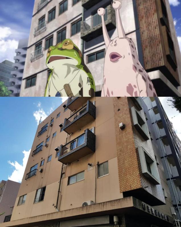Đi tìm những địa điểm trong anime ngoài đời thực, cả One Punch Man hay Your Name cũng đều góp mặt - Ảnh 3.