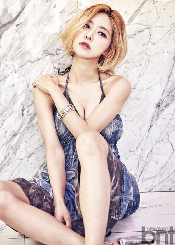 Ngắm nhìn vòng một khủng của DJ Soda - thiên thần âm nhạc của Hàn Quốc - Ảnh 7.