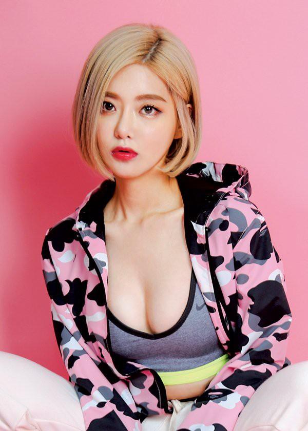 Ngắm nhìn vòng một khủng của DJ Soda - thiên thần âm nhạc của Hàn Quốc - Ảnh 8.