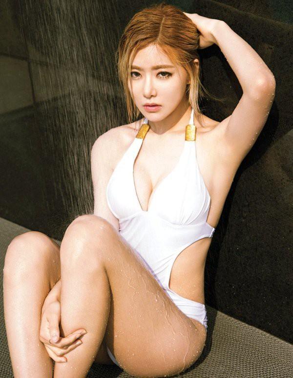 Ngắm nhìn vòng một khủng của DJ Soda - thiên thần âm nhạc của Hàn Quốc - Ảnh 9.