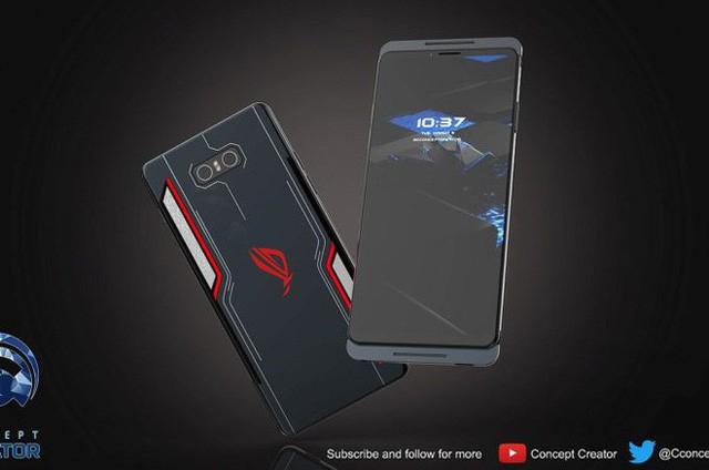 Siêu phẩm smartphone gaming ROG Phone 2 chính thức được Asus xác nhận ra mắt vào ngày 23/7 tới - Ảnh 2.