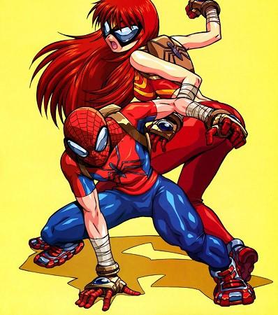5 phiên bản Người Nhện đến từ Nhật Bản trong Spider-Man: Into the Spider-Verse - Ảnh 2.