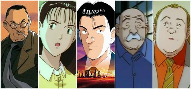 10 tác phẩm anime mà fan trinh thám không nên bỏ qua (P.2) - Ảnh 5.